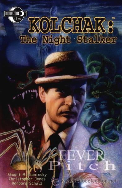 KOLCHAK THE NIGHT STALKER: FEVER PITCH, ONE SHOT, PRESTIGE FORMAT, MOONSTONE, 2.002, USA. (Tebeos y Comics - Comics Lengua Extranjera - Comics USA)