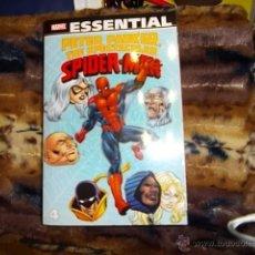 Comics: MARVEL ESSENTIAL PETER PARKER SPIDER-MAN DOS TOMOS (2 Y 4) NUEVOS SIN LEER MAS DE 1100 PAGINAS . Lote 40167045
