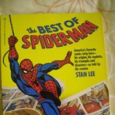 Cómics: THE BEST OF SPIDER-MAN (TIRAS DE PRENSA) - BALLANTINE BOOKS, 1986 (SPIDERMAN). Lote 40289119