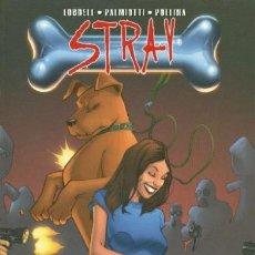 Cómics: STRAY, ONE SHOT, PRESTIGE FORMAT, HOMAGE 2.001.. Lote 40716994