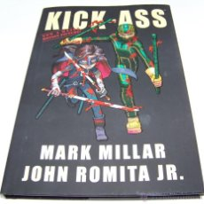 Cómics: KICK-ASS. MARK MILLAR-JOHN ROMITA JR. (IDIOMA: INGLES). Lote 40728890