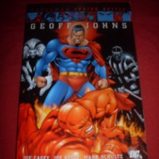 Cómics: DC COMICS -SUPERMAN. ENDING BATTLE - GEOFF JOHNS - MUY BUEN ESTADO. Lote 41469586
