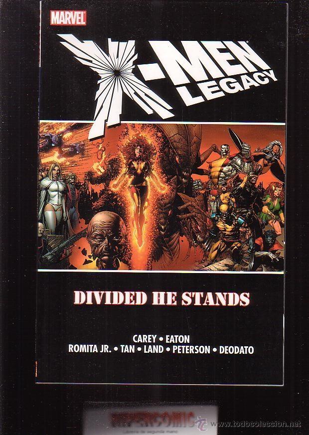 Cómics: X MEN LEGACY , LOTE 4 TOMOS ( EDICION EN INGLES ) - Foto 2 - 41603259