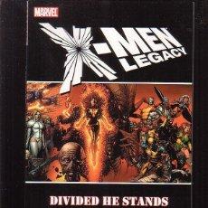 X MEN LEGACY , LOTE 4 TOMOS ( EDICION EN INGLES )
