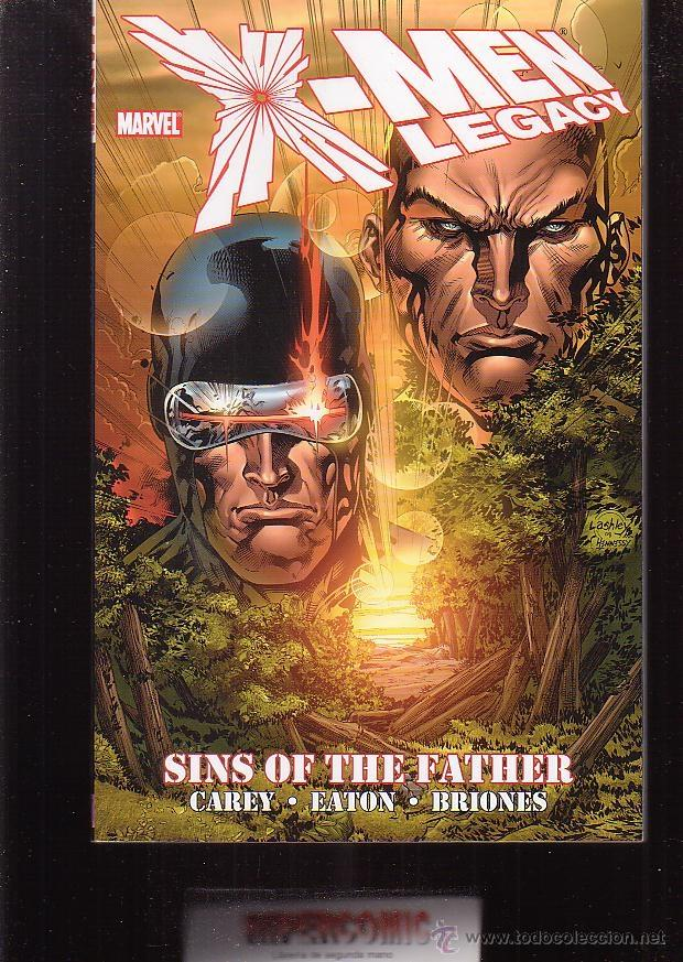 Cómics: X MEN LEGACY , LOTE 4 TOMOS ( EDICION EN INGLES ) - Foto 4 - 41603259
