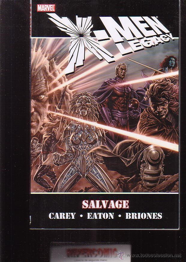 Cómics: X MEN LEGACY , LOTE 4 TOMOS ( EDICION EN INGLES ) - Foto 5 - 41603259