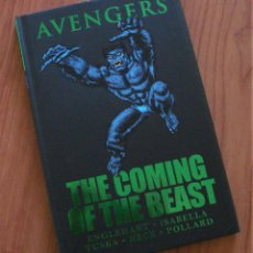 Cómics: AVENGERS, THE COMING OF THE BEAST; TOMO MARVEL PREMIERE (TAPA DURA CON SOBRECUBIERTA). Lote 41759401