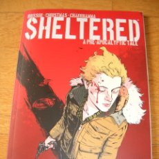 Cómics: SHELTERED TPB #1 (IMAGE COMICS, 2013). Lote 42193460