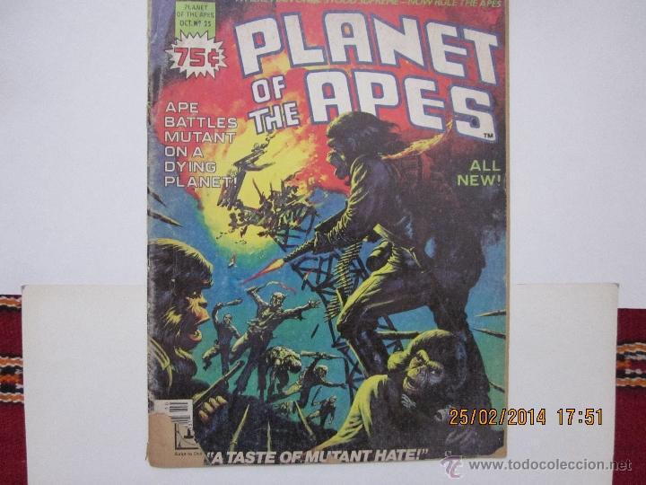 PLANET OF THE APES - MARVEL 1976 (Tebeos y Comics - Comics Lengua Extranjera - Comics USA)