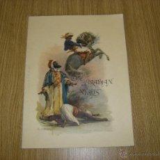 Cómics: THE ARABIAN NIGHTS - HELEN MARION BURNSIDE - MERRIMACK PUBLISHING CORPORATION. Lote 42863030