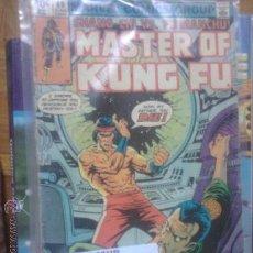 Cómics: SHANG - CHI - MASTER OF KUNG-FU Nº 89 MARVEL 1980. Lote 38673910