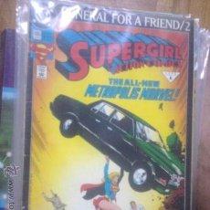 Cómics: ACTION COMICS Nº 685 - FUNERAL FOR A FRIEND 2ª PARTE. Lote 38674042