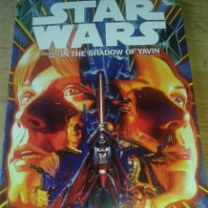 Cómics: STAR WARS TPB #1: IN THE SHADOW OF YAVIN (DARK HORSE, 2013). Lote 43274058