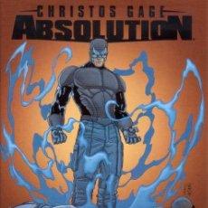 Cómics: ABSOLUTION # 0 (AVATAR,2008) - CHRISTOS GAGE - REGULAR COVER. Lote 43359895