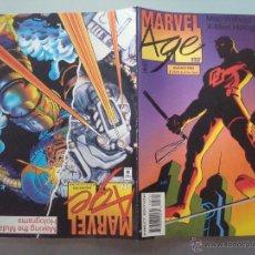 Cómics: COMICS USA - MARVEL AGE Nº 127, AUGUST 1993, COVER FRANK MILLER. Lote 43376679