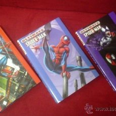 Cómics: ULTIMATE SPIDERMAN VOLS.1,2 Y 3 (HARDCOVER). Lote 43473511