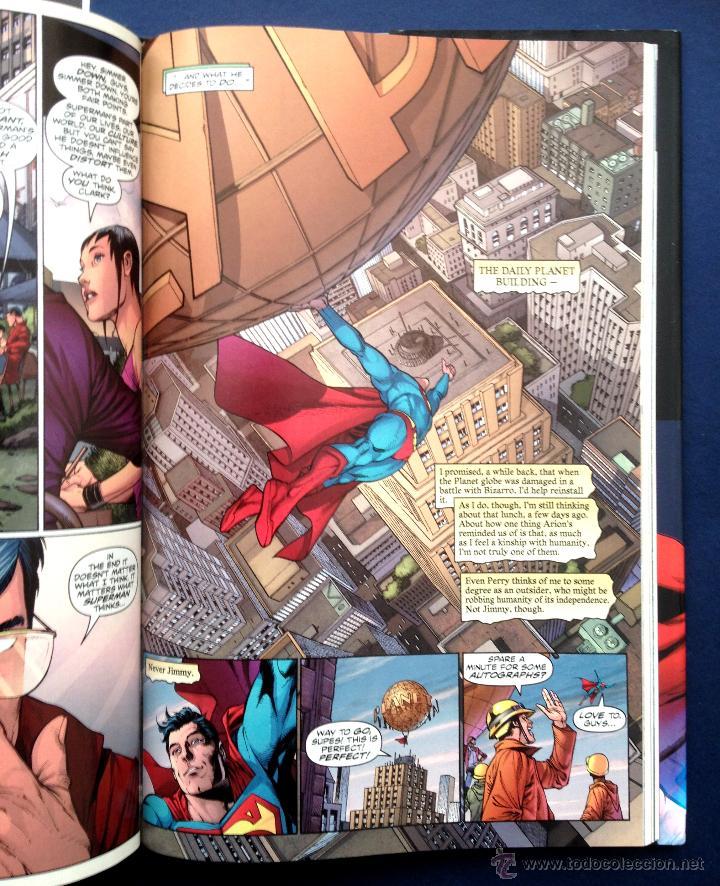Cómics: Cómic SUPERMAN CAMELOT FALLS K Busiek Carlos Pacheco JesusMerino Tapa dura Sobrecubierta EN INGLÉS - Foto 3 - 43600222