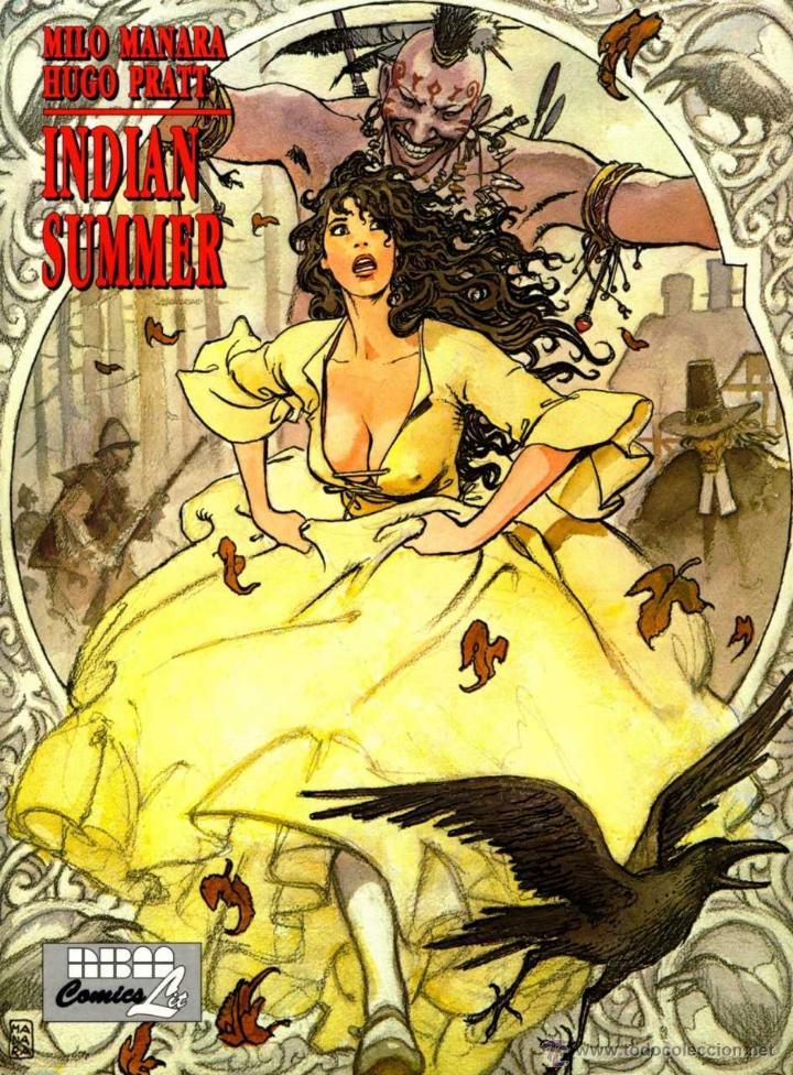 INDIAN SUMMER (NBM COMICS) (Tebeos y Comics - Comics Lengua Extranjera - Comics USA)