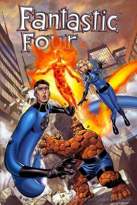 FANTASTIC FOUR VOLUME 3 HC: V. 3 (MARVEL) (Tebeos y Comics - Comics Lengua Extranjera - Comics USA)