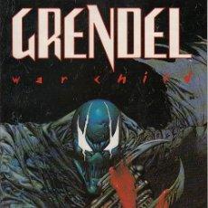 Cómics: COMPLETA - GRENDEL: WAR CHILD # 1 AL 10 (DARK HORSE,1993) - MATT WAGNER - BERNIE MIREAULT. Lote 44227266