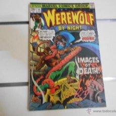 Cómics: WEREWOLF BT NIGHT Nº 36. MARVEL COMICS. ORIGINAL AMERICANO. Lote 44315675