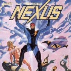 Cómics: ORIGINAL NEXUS GRAPHIC NOVEL (FIRST COMICS,1985) - PRIMERA EDICION - STEVE RUDE. Lote 44433574