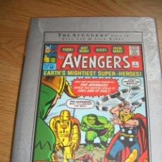 Cómics: MARVEL MASTERWORKS: THE AVENGERS #1 (MARVEL, 2002). Lote 44583112