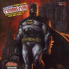 Cómics: NEW YORK COMIC CON OFFICIAL MAGAZINE # 5 (REEDPOP,2010) - NYCC. Lote 44605861