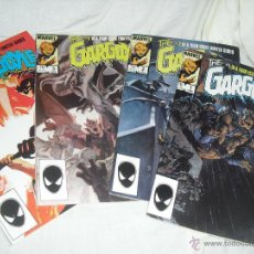 Cómics: THE GARGOYLE - LA GARGOLA LIMITED SERIES 4 NÚMEROS -1985 -MARVEL USA - JM DEMATTEIS & MARK BAGDER. Lote 44809902