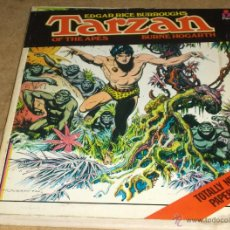 Cómics: TARZAN OF THE APES. BURNE HOGARTH. PAN BOOKS 1972. 160 PGNS. EN INGLÉS. PORTES GRATIS.. Lote 45135142