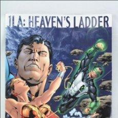 Cómics: CÓMIC EN INGLÉS JLA: HEAVEN'S LADDER Nº1 - EDITA DC CÓMICS - 2000. Lote 45242553