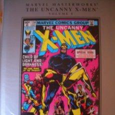 Cómics: MARVEL MASTERWORKS: THE UNCANNY X-MEN HC #5 (MARVEL, 2005). Lote 45381180