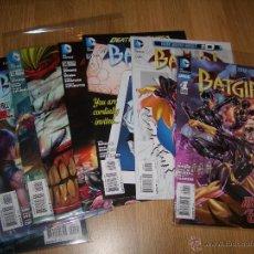 Cómics: BATGIRL #0, 1-15, ANNUAL 1 (DC, 2011-2013). Lote 45398455