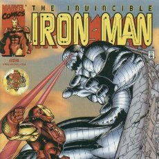 Cómics: IRON MAN #24, MARVEL, 2.000, USA. Lote 46069944