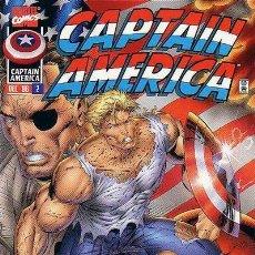 Cómics: CAPTAIN AMERICA #2, MARVEL, 1.996, USA. Lote 46174317