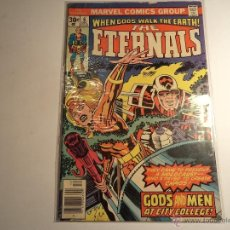 Cómics: THE ETERNALS. Nº 6. MARVEL. (A-27). Lote 46771718