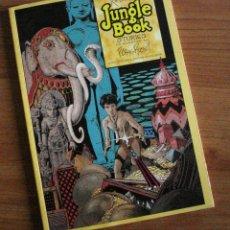 Cómics: OCASION NAVIDAD: JUNGLE BOOK, ALBUM CON LAS ADAPTACIONES DE P. CRAIG RUSSELL DE HISTORIAS DE KIPLING. Lote 163006993