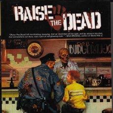 Cómics: COMPLETA - RAISE THE DEAD HC # 1 + 2 (DYNAMITE,2009) - LEAH MOORE - ZOMBIE - WALKING DEAD. Lote 46902412