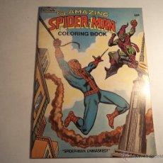Comics - the amazing spiderman. coloring book. marvel. (m-6). - 46939562