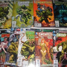 Cómics: SWAMP THING #0-18, ANNUAL 1 (DC COMICS, 2011-2013). Lote 44766714