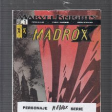 Fumetti: MADROX. Lote 47296657