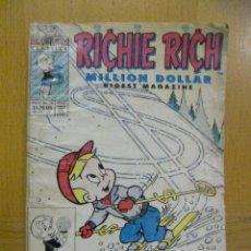 Cómics: RICHIE RICH - MILLON DOLLAR -, COMIC ORIGINAL AMERICANO, COMICS DIGEST MAGAZINE . Lote 47392386