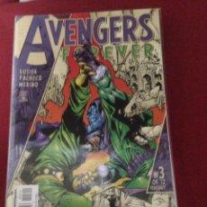 Cómics: MARVEL COMICS - AVENGERS FOREVER - NUMERO 3. Lote 47501325