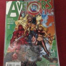 Cómics: MARVEL COMICS - AVENGERS FOREVER - NUMERO 4. Lote 47501329