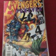 Cómics: MARVEL COMICS - AVENGERS FOREVER - NUMERO 5. Lote 47501339