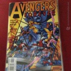 Cómics: MARVEL COMICS - AVENGERS FOREVER - NUMERO 11. Lote 47501374