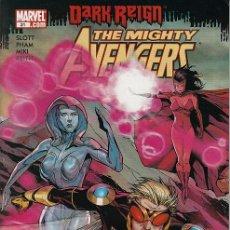 Cómics: MIGHTY AVENGERS VOL.1 # 21 (MARVEL,2009) - DARK REIGN. Lote 47880408