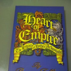 Cómics: HEART OF EMPIRE. THE LEGACY OF LUTHER ARKWRIGHT. EN INGLÉS.. Lote 47988742