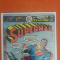Cómics: SUPERMAN #302 VOL 1 1976 (JOSE LUIS GARCIA LOPEZ). Lote 48279034