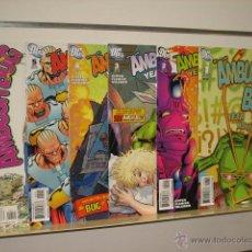 Cómics: AMBUSH BUG YEAR NONE LOTE NUMS. 1, 2, 3, 4, 5 Y 7 - DC COMICS EN INGLES PWS. Lote 48380943